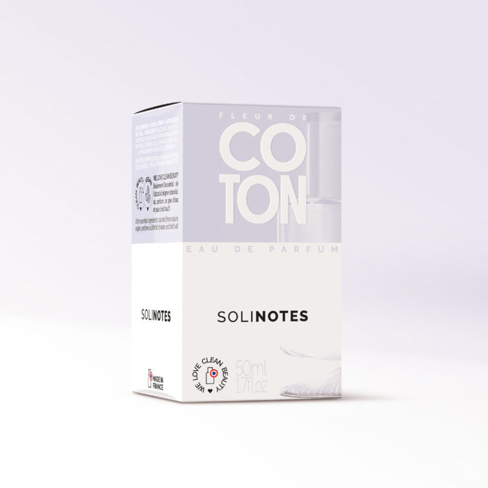 Coton étui clean 50ml