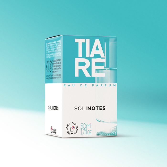 Tiaré étui clean 50ml